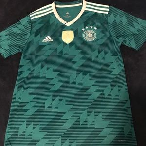 Adidas Germany Away Jersey 2018